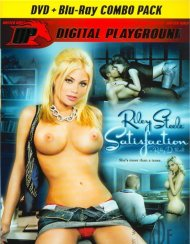 Riley Steele Satisfaction (DVD + Blu-ray Combo) Blu-ray