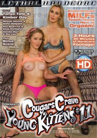 Cougars Crave Young Kittens #11 Porn Movie
