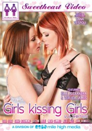 Girls Kissing Girls Vol. 13 Porn Video