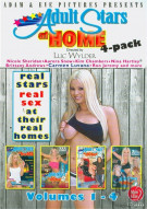 Adult Stars at Home 4-Pack Porn Movie