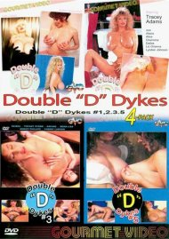 """Double """"D"""" Dykes 4-Pack Porn Movie"""