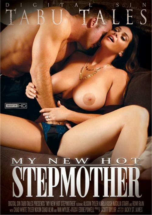 My New Hot Stepmother 2015  Adult Dvd Empire-7490