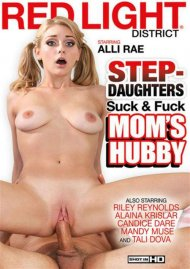 Stepdaughters Suck & Fuck Moms Hubby