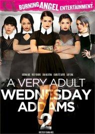 Very Adult Wednesday Addams 2, A Movie