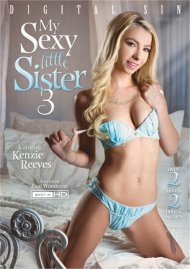 My Sexy Little Sister 3 porn DVD from Digital Sin.
