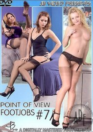 Point of View Footjobs #7 Porn Movie