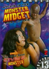 """Attack Of The Monster Midget With A 10"""" Cock Porn Movie"""