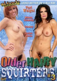 Older Hairy Squirters #3 Porn Video