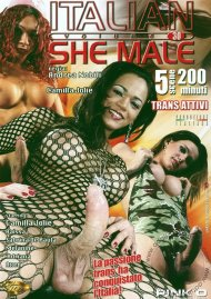 Italian She Male #30 Porn Video