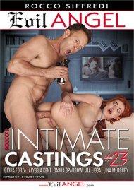Roccos Intimate Castings #23 Movie