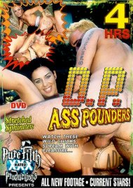 D.P. Ass Pounders Porn Video