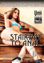 Stairway To Anal  Porn Movie
