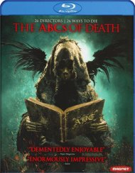 ABCs Of Death, The Blu-ray Movie