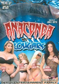 Anaconda Vs Cougars Porn Video