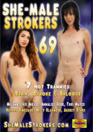 She-Male Strokers 69 Porn Video