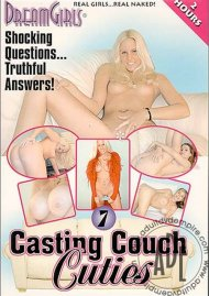 Dream Girls: Casting Couch Cuties 7 Porn Movie