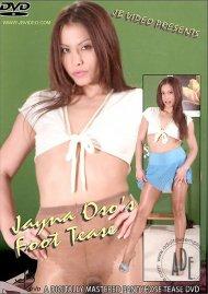 Jayna Osos Foot Tease Porn Movie