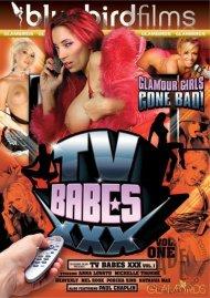TV Babes XXX Vol. 1 Porn Movie