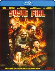 Sushi Girl Blu-ray Movie