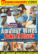 Amateur Wives Take It Black Porn Video