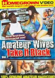Amateur Wives Take It Black Porn Video