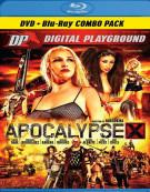 Apocalypse X (DVD + Blu-Ray Combo) Blu-ray