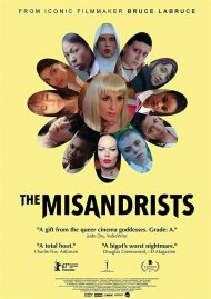 The Misandrists skinema DVD from director Bruce LaBruce.