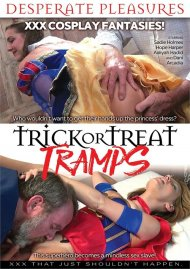 Trick Or Treat Tramps HD porn video from Desperate Pleasures.