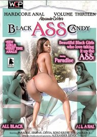 Black Ass Candy 13 Porn Movie