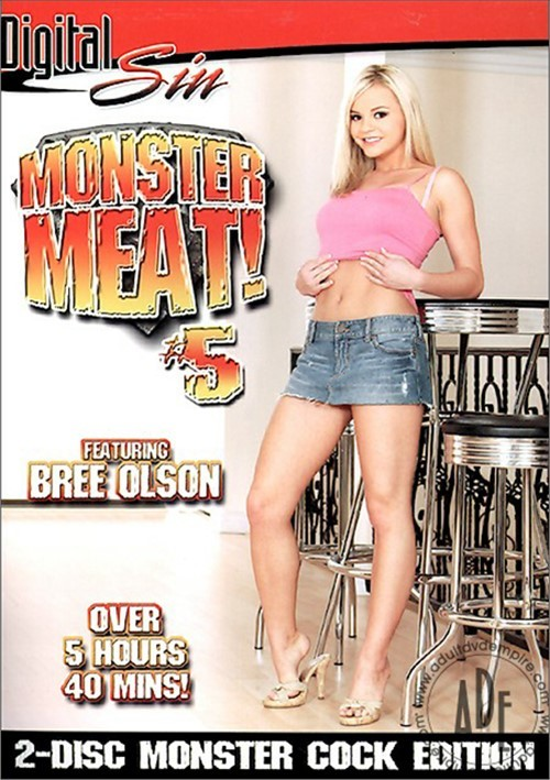 Bree olson monster ramon