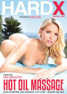 Hot Oil Massage Porn Video