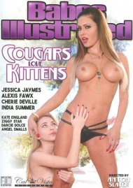 Babes Illustrated: Cougars Love Kittens