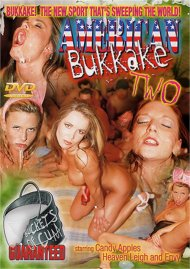 American Bukkake 2 Porn Video