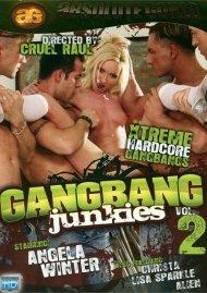 Gangbang Junkies Vol. 2 Porn Video