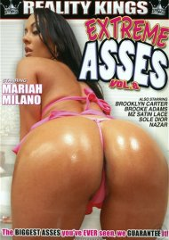 Extreme Asses Vol. 8 Porn Movie