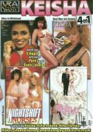 Keisha 4 on 1 Porn Movie