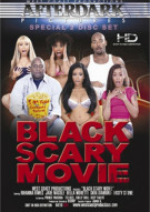 Black Scary Movie Porn Movie