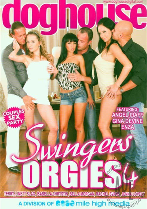 Swingers Orgies 4