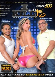 I Kill It TS Vol. 2 Porn Movie