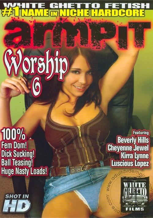 Armpit Worship 6