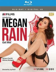 Megan Rain: Get Wet (Blu-ray + Digital 4K) Blu-ray Movie