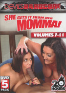 She Gets It From Her Momma! Vol. 7-11 Porn Movie
