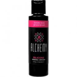 Alchemy Silicone Based Lube - 4oz. Sex Toy