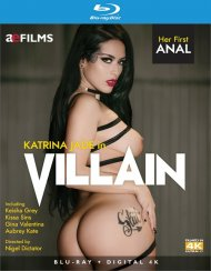 Villain (Blu Ray + Digital 4K) Blu-ray porn movie from AE Films.
