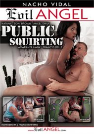 Public Squirting Movie