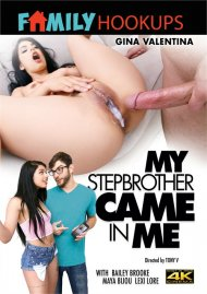 My Stepbrother Came In Me Movie