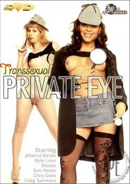 Transsexual Private Eye Porn Movie
