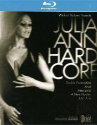 Julia Ann: Hardcore Blu-ray