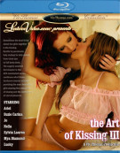 Art of Kissing 3, The Blu-ray