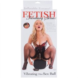 Fetish Fantasy Vibrating Mini Sex Ball sex toy from Pipedream.